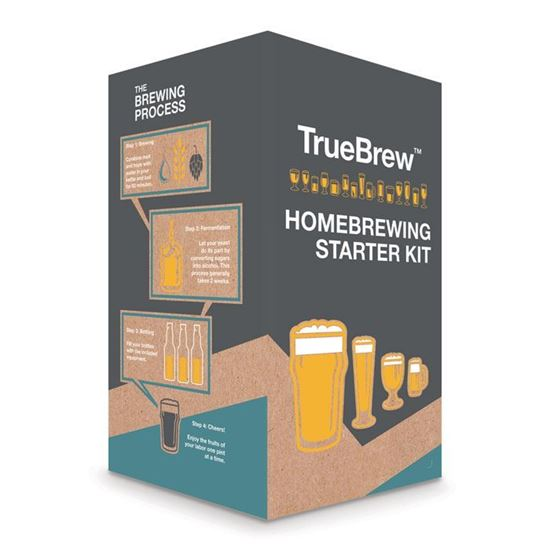Picture of TrueBrew™ Deluxe Starter Kit w/Glass Carboy