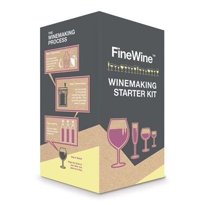 Picture of FineWine™ Deluxe Starter Kit w/Glass Carboy